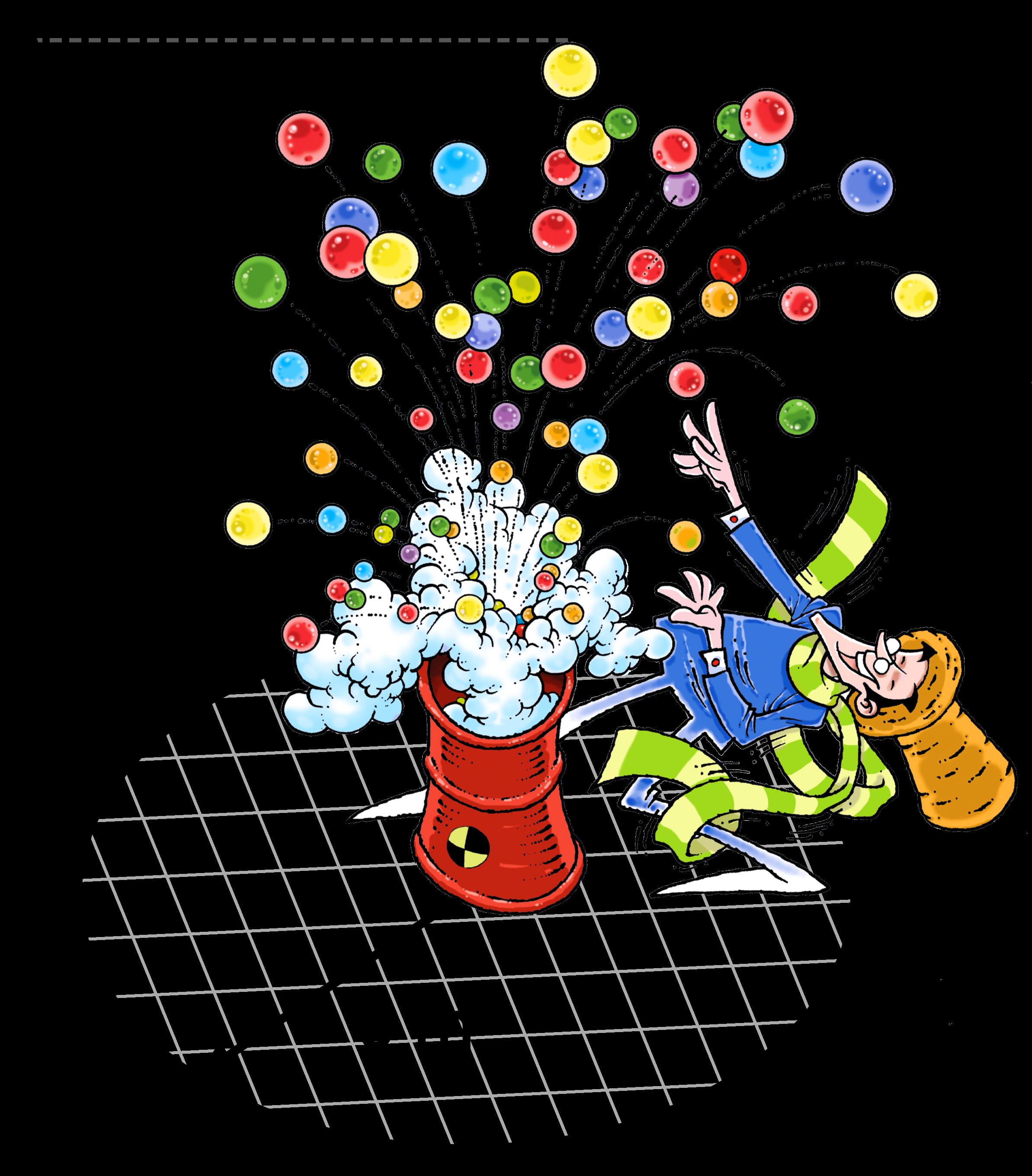 Pan Korek i wybuch piłeczek — wymagania techniczne