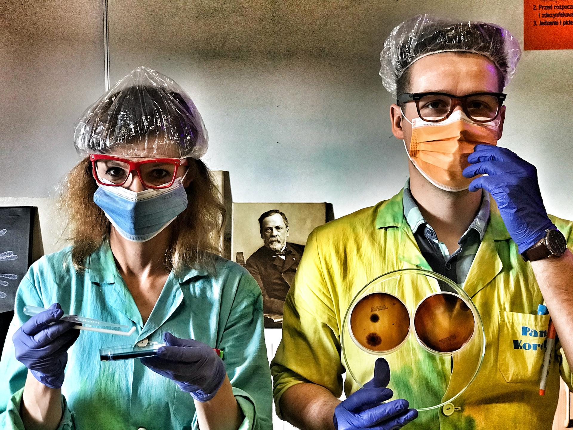 Biotechnolodzy Pana Korka